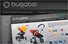Bugaboo Microsite for Baby International